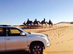 3 day tour from Ouarzazate to Merzouga