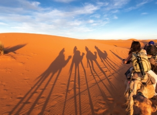 3 day tour from Errachidia to Merzouga and Fes