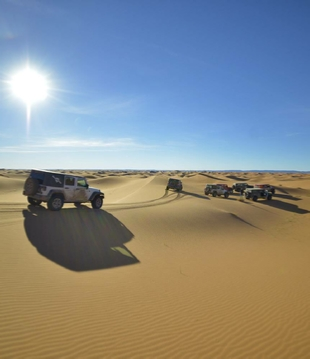 Tour from Ouarzazate to Desert