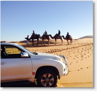 Private transfer for Morocco Tours from Marrakech